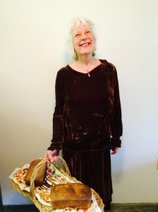 Roaring twenties' cocoa bread