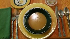 Perrey of peson soup