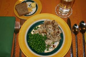 White-dish
